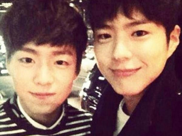 Sama-sama Jadi 'Rising Star', Park Bo Gum Ceritakan Pertemanan Spesialnya dengan Lee Hyun Woo