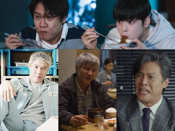 5 Drama Populer Park Ho San, Ayah Moon Ga Young di True Beauty