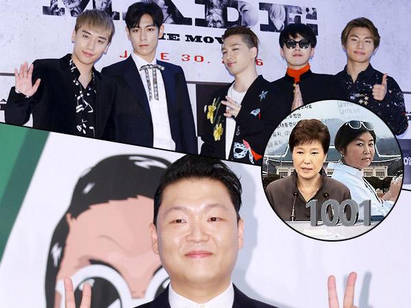 Popularitas YG Entertainment dan Artisnya Hasil Bisnis Ilegal 'Teman Pribadi' Presiden Korsel?