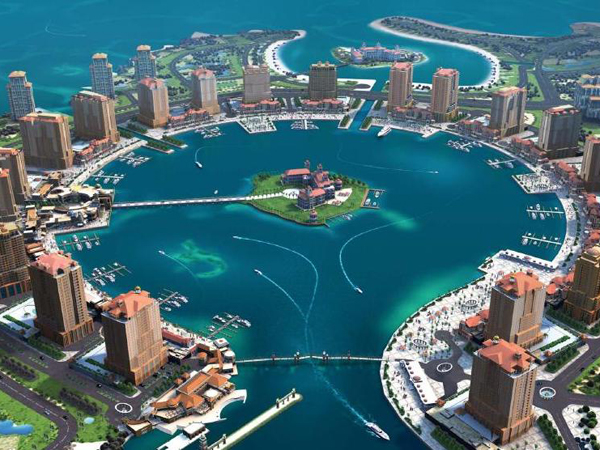 Qatar Denda Toko yang tak Tutup Saat Shalat Jumat