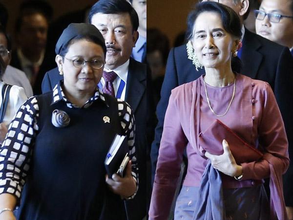 Apa Alasan Indonesia Jadi Satu-satunya Negara yang Diterima Pemimpin Myanmar Soal Masalah Rohingya?