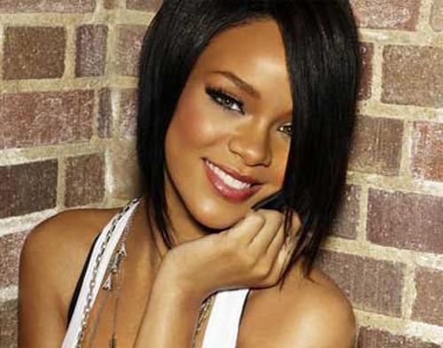 Popularitas Rihanna di Jejaring Sosial
