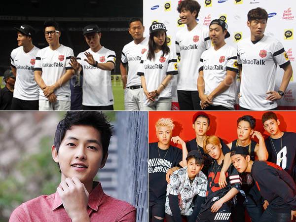 Park Ji Sung Konfirmasi Hadir di Episode Spesial 'Running Man' Bersama Para Artis Ini