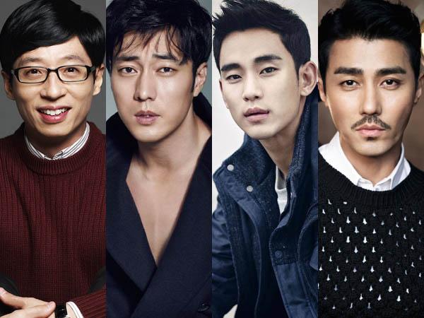 Wah, 4 Seleb Pria Korea Ini Paling Diidamkan Netizen untuk Dijadikan Pacar dan juga Suami!