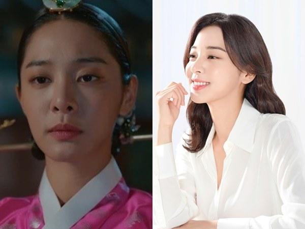 6 Drama Seol In Ah, Selir Hwa Jin di Drama 'Mr. Queen'