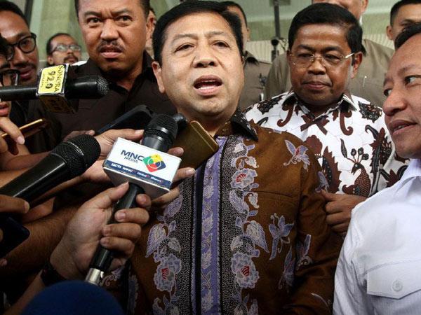 Ini Besaran Jatah yang Didapat Setya Novanto dalam Kasus Korupsi e-KTP
