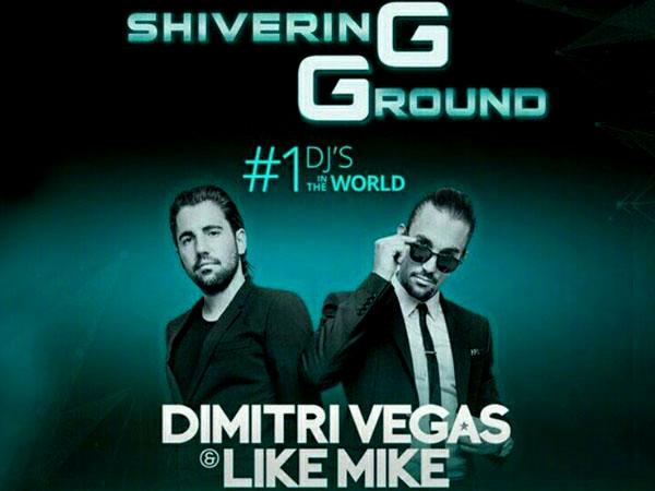 ShiverinG Ground Music Festival 2016 Hadirkan Line Up DJ Kelas Dunia!