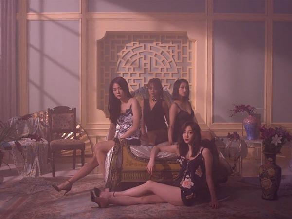 Wow, Sistar Bocorkan akan Tampilkan Goyangan Sensual di Teaser MV 'I Like That'