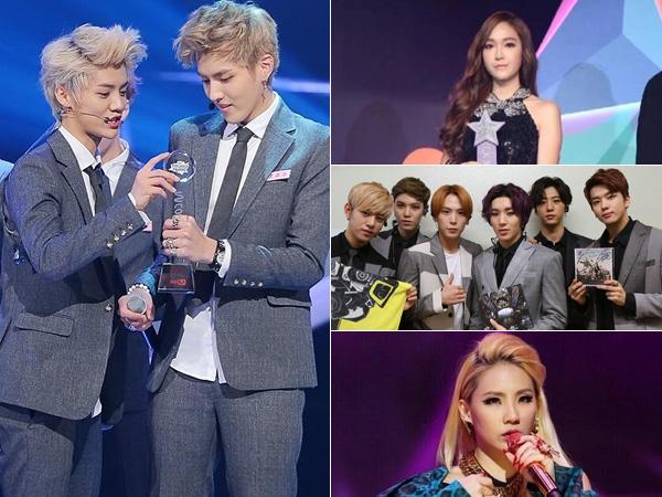 Dari Hengkang Hingga Rasis, Inilah Skandal dan Kontroversi Terheboh di Industri Musik K-Pop Sepanjang 2014