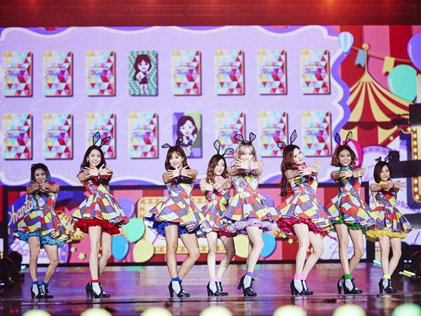 SNSD Ungkap Rahasia Mampu Bertahan Sebagai Girl Group Nomor Satu di Korea