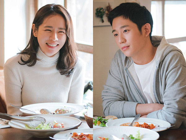 Saling Puji Kepribadian, Son Ye Jin dan Jung Hae In Nyaman Akting Bareng di Drama 'Pretty Noona'