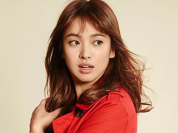 Kini Giliran Song Hye Kyo yang Singgung Rumor Asmaranya dengan Song Joong Ki