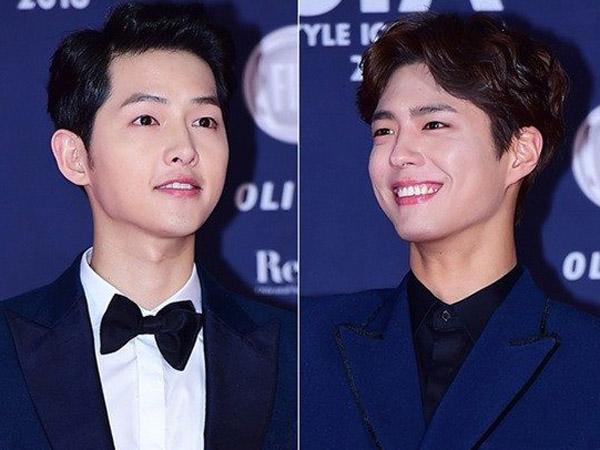 Akhirnya, Song Joong Ki dan Park Bo Gum Bakal Kerja Bareng!