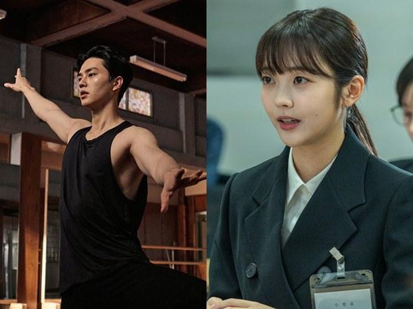 Drama Navillera Rilis Potret Karakter Song Kang dan Hong Seung Hee