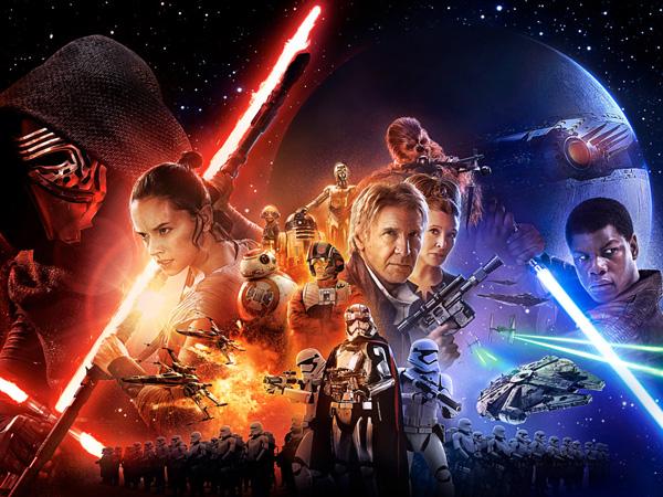 Kalahkan Rekor 'Titanic', Ternyata Ini Karakter Favorit di 'Star Wars: The Force Awakens'