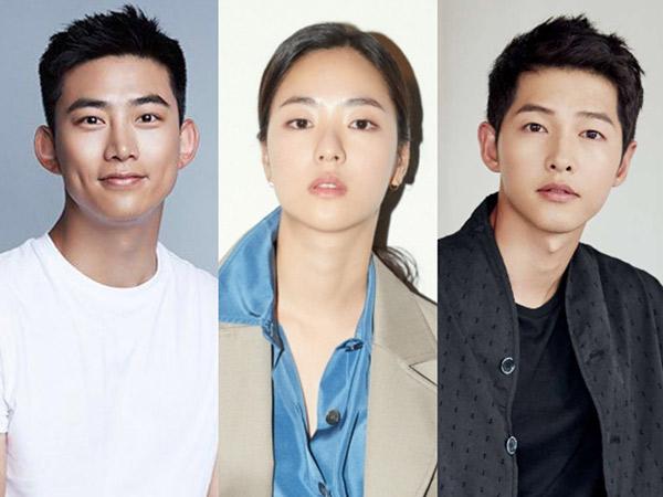 Taecyeon 2PM Terima Tawaran Calon Drama Song Joong Ki dan Jeon Yeo Bin