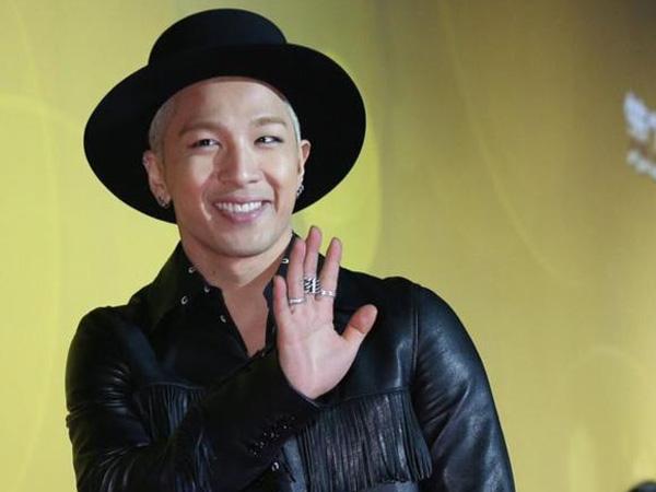 Jelang Konser di Jakarta, Taeyang Sapa Fans Indonesia Lewat Video Greeting