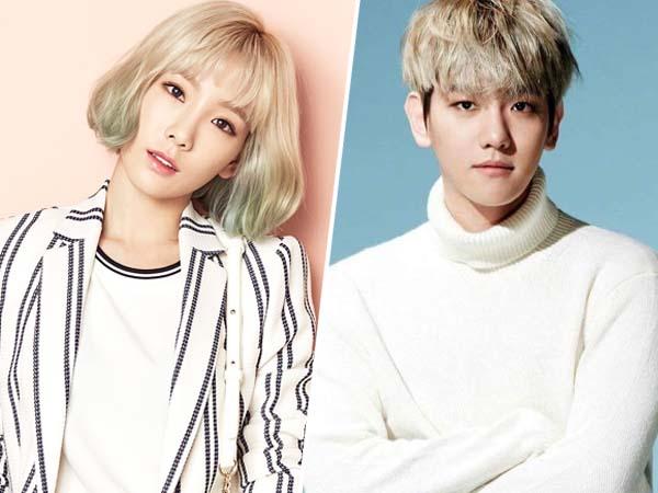 Dugaan Masih Adanya Hubungan Asmara Taeyeon SNSD dan Baekhyun EXO Muncul Lagi Karena Ini