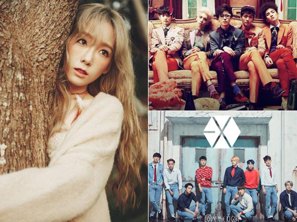 Tiga Artis SM Entertainment Ini Juga Dikonfirmasi akan Hadir di MAMA 2015!