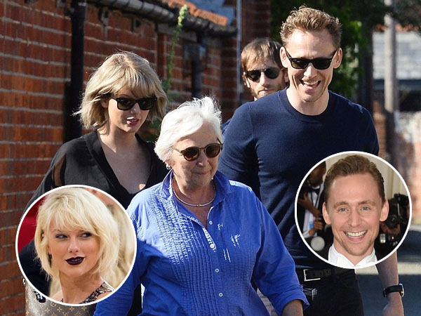 So Sweet, Taylor Swift Terbang Ke Inggris Demi Bertemu Orang Tua Tom Hiddleston