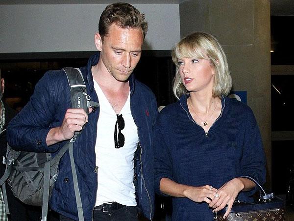 Ini Reaksi Tom Hiddleston Terkait Banyaknya Hujatan yang Ditujukan untuk Taylor Swift