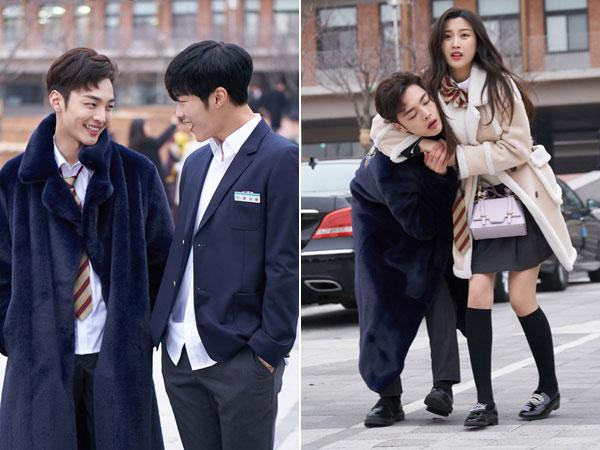 Gemasnya Hubungan Benci Tapi Sayang Trio Pembuat Masalah di Drama 'Tempted'