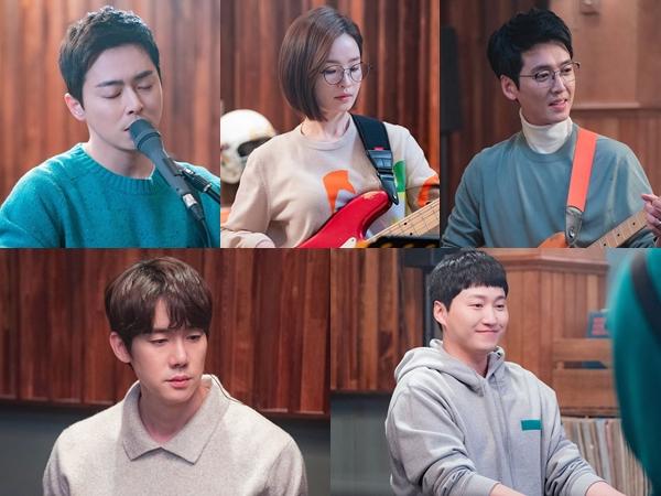 Drama 'Hospital Playlist' Bagikan Keseruan Band 99-ers di Musim Kedua