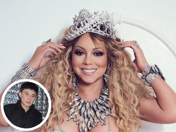 Bangga! Tiara Karya Desainer Indonesia Dipakai Mariah Carey!