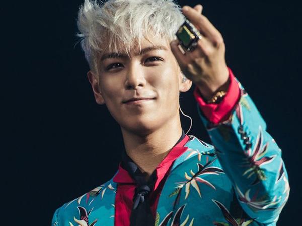 Buang Puntung Rokok di Depan Fans, T.O.P Big Bang Minta maaf