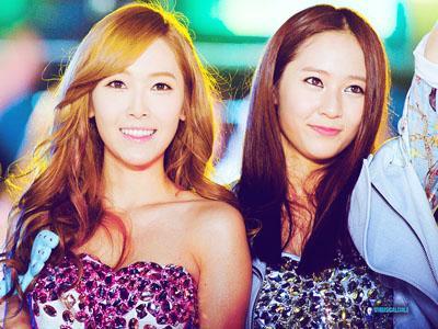Krystal f(x) Nampak Seperti Saudara Kembar dengan Sang Kakak, Jessica SNSD
