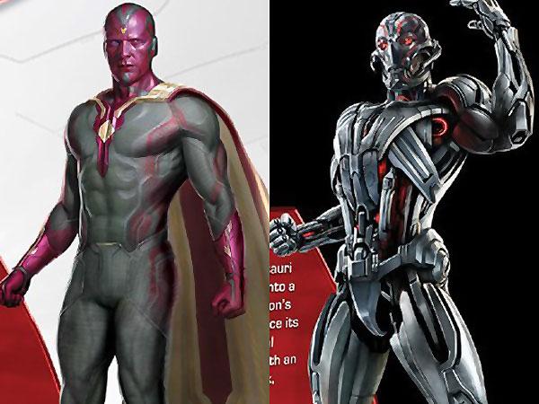 Seperti Inikah Rupa Ultron & The Vision, Tokoh Antagonis Dalam 'Avengers: Age of Ultron'?