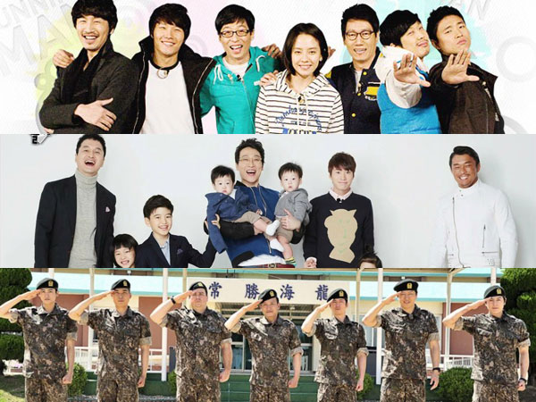 Variety Show Korea Manakah yang Terfavorit di Akhir Pekan?
