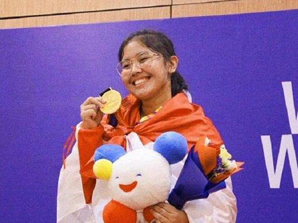 Atlet Tembak Vidya Rafika Bawa Pulang Emas Untuk Indonesia di Sea Games 2019