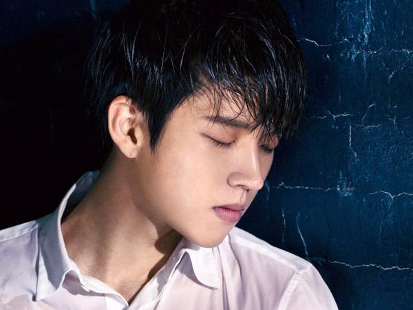 Bungkusan Sulit Dibuka, Album Debut Solo Woohyun Infinite Diprotes Fans?