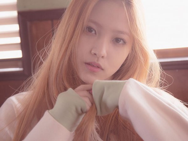 Yuk Kenalan dengan Yeri, Member Baru dan Kelima Red Velvet