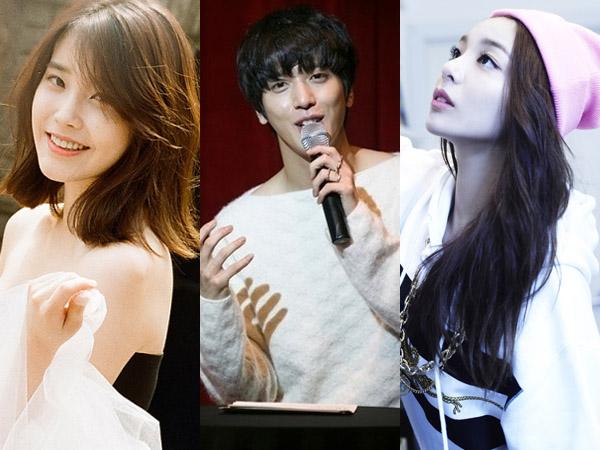 IU vs Ailee, Siapa yang Paling Cocok Duet Romantis Bareng Yonghwa CNBLUE?
