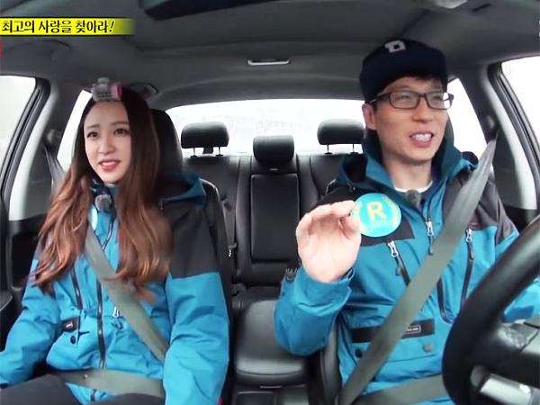 Dianggap Tak Sopan Kepada Yoo Jae Suk dalam 'Running Man', Hani EXID Kena Kritik!