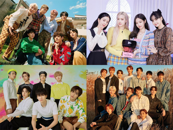 Daftar 20 Channel YouTube Selebriti Korea dengan Penghasilan Tertinggi