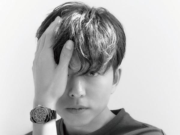 Susul Kim Go Eun, Gong Yoo Jadi Brand Ambassador Chanel