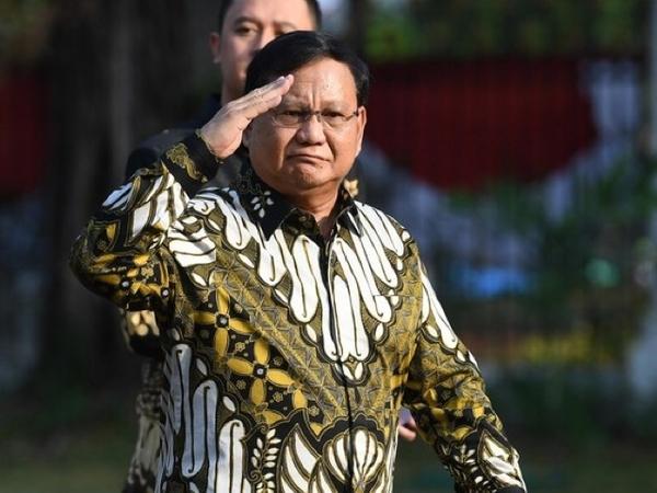 Gaya Hormat Prabowo Hadiri Pengumuman hingga Wishnutama Menteri Pariwisata, Ini Lho Susunan Lengkapnya