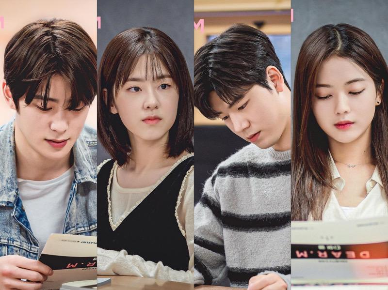Foto-foto Jaehyun NCT Hingga Park Hye Soo Hadiri Sesi Diskusi Naskah Drama 'Dear M'