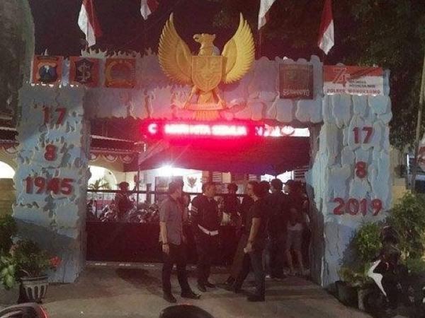 Identitas dan Kronologi Pelaku Menyerang Mapolsek Wonokromo, Teroris Pura-pura Buat Laporan?