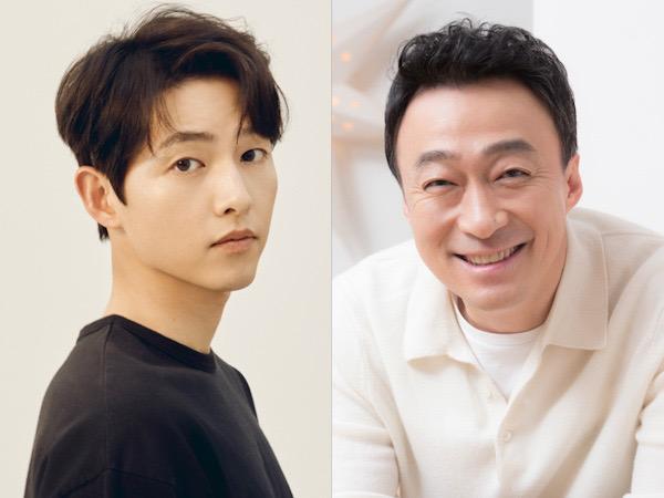 Song Joong Ki dan Lee Sung Min Dikonfirmasi Bintangi Drama JTBC