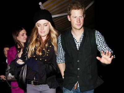 Wah, Pangeran Harry Akan Segera Menikah Dengan Seorang Model?