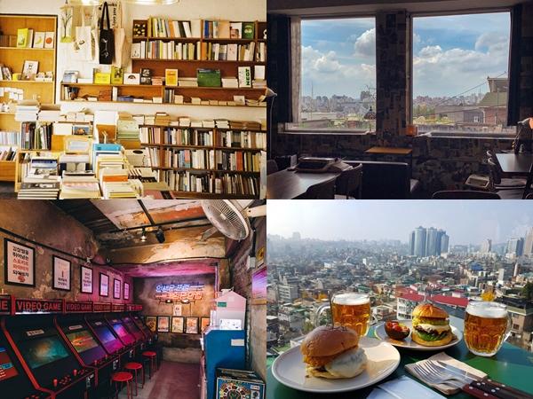 Wisata Bak Warga Lokal, Nongkrong Seharian di Haebangchon Seoul