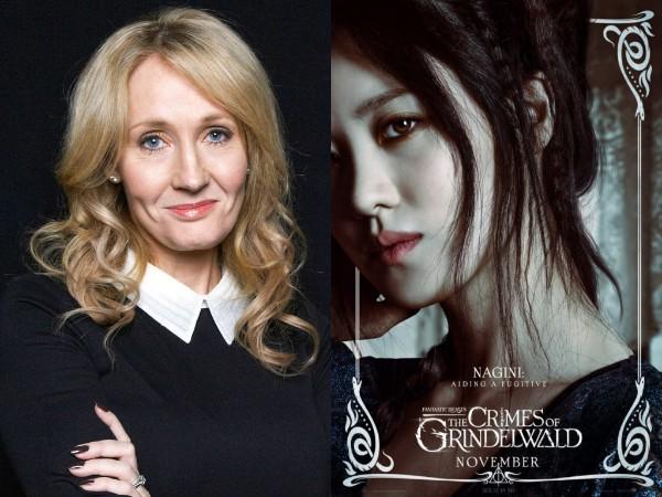 JK Rowling Ungkap Teori Mengejutkan Karakter Ular 'Nagini' Berasal dari Indonesia