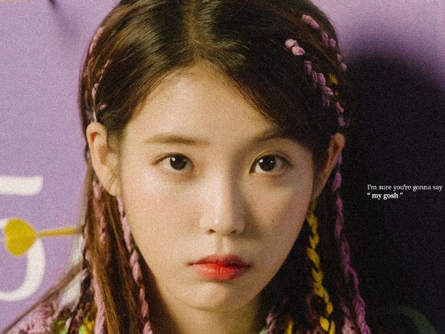 Lagu Comeback IU 'BBIBBI' Pecahkan Rekor Pendengar Unik MelOn
