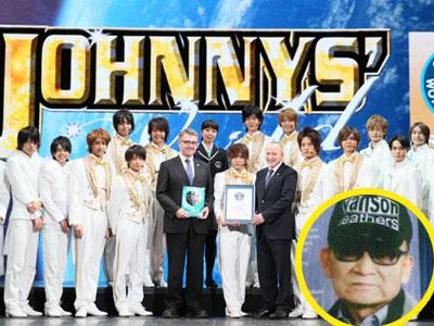 Johnny Kitagawa Akhirnya Muncul Di Siaran TV International!