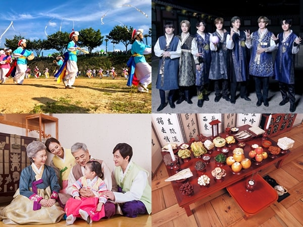 Mengenal Apa Itu Chuseok, Hari Lebarannya Orang Korea