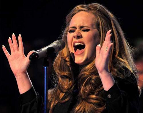 Dibilang Gemuk, Adele Langsung Diet Ketat